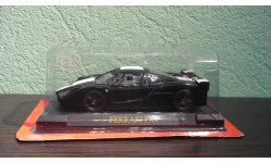 Ferrari FXX, журнальная серия Ferrari Collection (GeFabbri), Ferrari Collection (Ge Fabbri), scale43