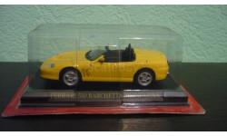 FERRARI 550 BARCHETTA PININFARINA, журнальная серия Ferrari Collection (GeFabbri), Ferrari Collection (Ge Fabbri), scale43