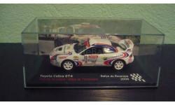 Toyota Celica GT4 2008