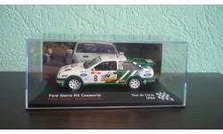 Ford Sierra RS Cosworth  1988, масштабная модель, Altaya Rally, scale43