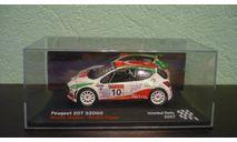 Peugeot 207 S2000  2007, масштабная модель, Altaya Rally
