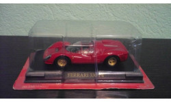 Ferrari 330 P4, журнальная серия Ferrari Collection (GeFabbri), Ferrari Collection (Ge Fabbri), scale43