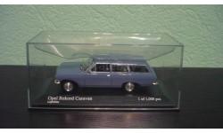 Opel Rekord (A)  2-door Caravan
