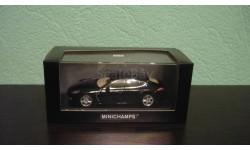 Porsche Panamera Turbo, масштабная модель, Minichamps, scale43