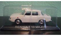 Renault 10 Major, журнальная серия Kultowe Auta PRL-u (Польша), DeAgostini-Польша (Kultowe Auta), scale43