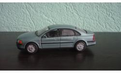 Volvo S80. Ранняя Cararama. Двери открываются., масштабная модель, Bauer/Cararama/Hongwell, scale43