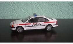Volvo S80 Полиция Police Ранняя Cararama. Двери открываются., масштабная модель, Bauer/Cararama/Hongwell, scale43