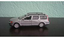 Volvo V70 2000г. Ранняя Cararama. Двери открываются., масштабная модель, Bauer/Cararama/Hongwell, scale43