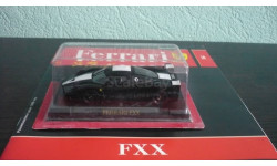 Ferrari Collection №2 Ferrari FXX, журнальная серия Ferrari Collection (GeFabbri), Ferrari Collection (Ge Fabbri), scale43
