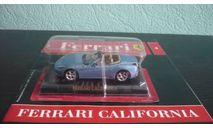 Ferrari Collection №4 Ferrari California Cabrio, журнальная серия Ferrari Collection (GeFabbri), Ferrari Collection (Ge Fabbri), scale43
