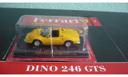 Ferrari Collection №7  Ferrari 246 DINO GTS, журнальная серия Ferrari Collection (GeFabbri), Ferrari Collection (Ge Fabbri), scale43