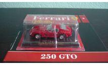 Ferrari Collection №8  Ferrari 250 GTO 1962, журнальная серия Ferrari Collection (GeFabbri), Ferrari Collection (Ge Fabbri), scale43