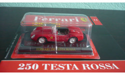 Ferrari Collection №11  Ferrari 250 Testarossa, журнальная серия Ferrari Collection (GeFabbri), Ferrari Collection (Ge Fabbri), scale43