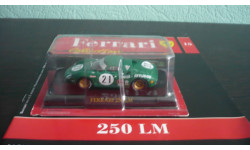 Ferrari Collection №15 Ferrari 250 LM, журнальная серия Ferrari Collection (GeFabbri), Ferrari Collection (Ge Fabbri), scale43