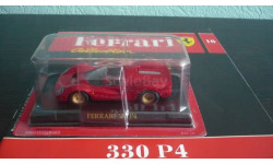 Ferrari Collection №16 Ferrari 330 P4, журнальная серия Ferrari Collection (GeFabbri), Ferrari Collection (Ge Fabbri), 1:43, 1/43
