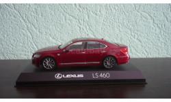 Lexus LS 460 F Sport, масштабная модель, Kyosho, 1:43, 1/43