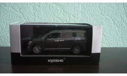Nissan Elgrand Highway  2014, масштабная модель, Kyosho, scale43