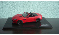 Jaguar F-Type V8-S Cabriolet   Salsa Red