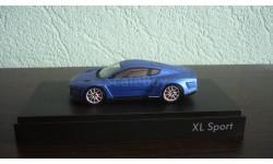 Volkswagen XL Sport 2014, масштабная модель, Spark, 1:43, 1/43