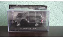 Mercedes-Benz GL 500 4Matic X164, масштабная модель, Altaya, scale43