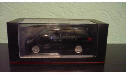 Toyota Alphard, масштабная модель, Kyosho, scale43