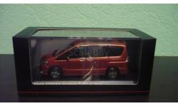 Nissan Serena, масштабная модель, Kyosho, scale43