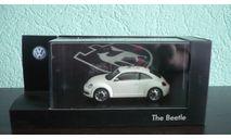 Volkswagen Beetle  2013, масштабная модель, Schuco, 1:43, 1/43