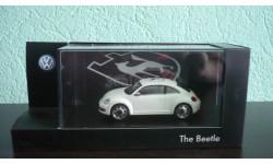 Volkswagen Beetle  2013, масштабная модель, Schuco, scale43