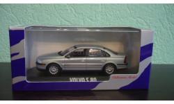 Volvo S80, масштабная модель, Minichamps, scale43