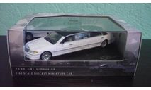 Lincoln Town Car Stretch-Limousine 2000, масштабная модель, Vitesse, 1:43, 1/43