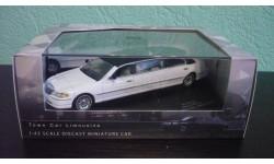 Lincoln Town Car Stretch-Limousine 2000, масштабная модель, Vitesse, scale43
