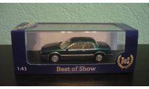 Buick Riviera 1988  BOS Models, масштабная модель, Best of Show, 1:43, 1/43