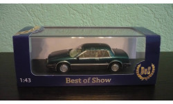 Buick Riviera 1988  BOS Models, масштабная модель, Best of Show, 1:43, 1/43