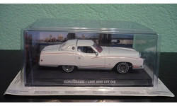 Corvorado ' Live And Let Die', масштабная модель, Universal Hobbies, scale43, Cadillac