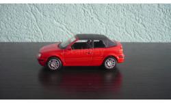 Volkswagen Golf Cabrio (Typ 1H), масштабная модель, Bauer/Cararama/Hongwell, scale43