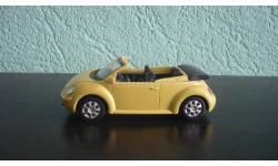 Volkswagen New Beetle Cabriolet, масштабная модель, Bauer/Cararama/Hongwell, scale43