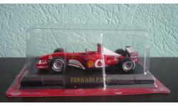 Ferrari F2002 Michael Schumacher, масштабная модель, Altaya, 1:43, 1/43