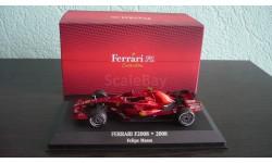 Ferrari F2008 Felipe Massa