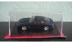 Ferrari 456 M, масштабная модель, Altaya, 1:43, 1/43