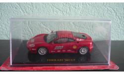 Ferrari 360 GT, масштабная модель, Altaya, 1:43, 1/43