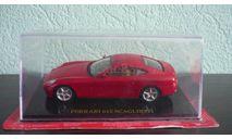 Ferrari 612 Scaglietti, масштабная модель, Altaya, 1:43, 1/43