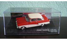 Ford Taunus 17M P2  De Luxe Coupe 1957-1959, масштабная модель, Altaya, 1:43, 1/43