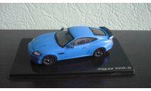 Jaguar XKR-S 2011, масштабная модель, IXO Road (серии MOC, CLC), 1:43, 1/43