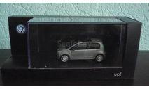 Volkswagen Up! 2012, масштабная модель, Schuco, 1:43, 1/43
