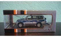 Mitsubishi Pajero Police 2012, масштабная модель, Premium X, 1:43, 1/43