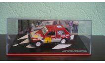 Seat Marbella 1988, масштабная модель, Altaya Rally, 1:43, 1/43