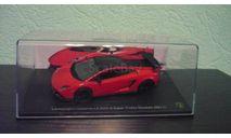 Lamborghini Gallardo LP 570-4 Super Trofeo, масштабная модель, Leo Models, 1:43, 1/43
