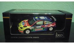 Ford Focus RS WRC 2008, масштабная модель, IXO Rally (серии RAC, RAM), scale43