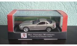 Mercedes-Benz SLR McLaren, масштабная модель, Atlas, scale43