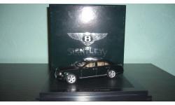 Bentley Mulsanne MDNGHT, масштабная модель, Minichamps, scale43